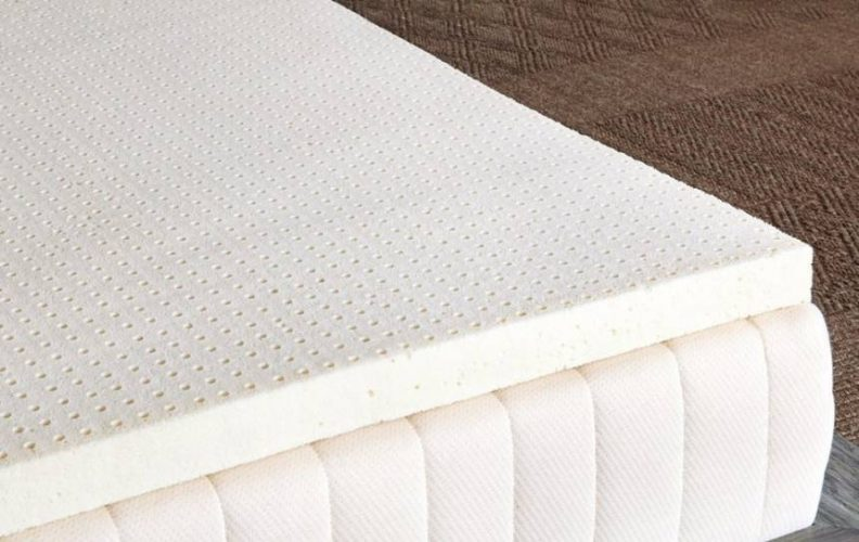 What are the benefits of latex mattresses?