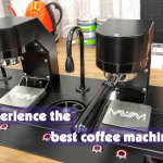 Experience the best coffee machines