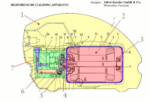pressure washer karcher patent
