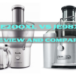 Breville BJE200XL vs JE98XL – Review and Compare Juice Fountain Compact vs Plus