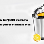 Gourmia EPJ100 review – Electric citrus juicer Stainless Steel