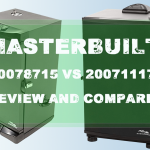 Masterbuilt 20078715 vs 20071117 – Review and Compare Electric Smoker