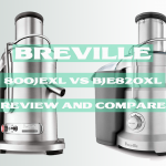 Breville 800JEXL vs BJE820XL – Review and Compare Juice Fountain Elite vs Fountain Duo