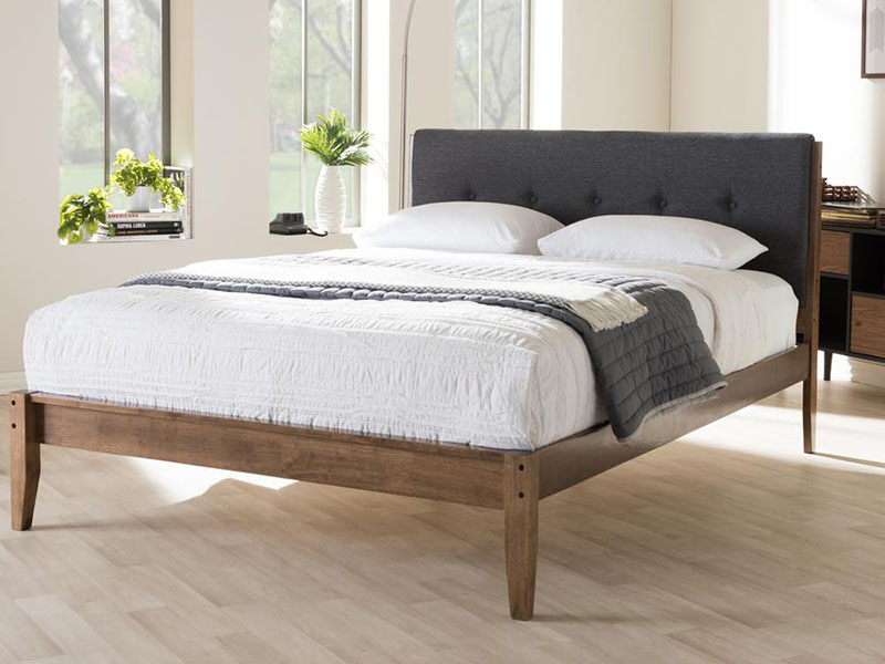 Top 7 Best Baxton Studio Mid Century Platform Beds In 2019