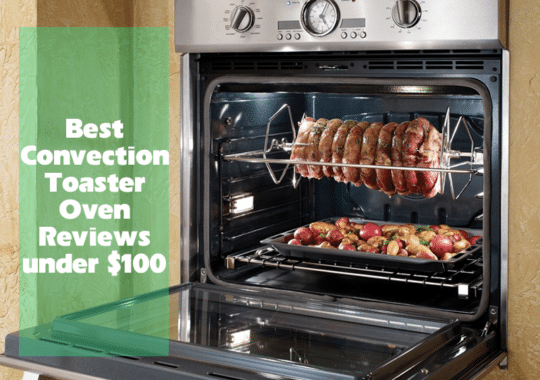 Top 7 Best Convection Toaster Oven Reviews under $100