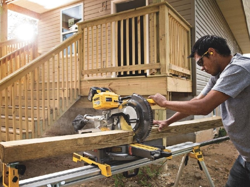 Top 7 Best Cordless Miter Saw And Reviews