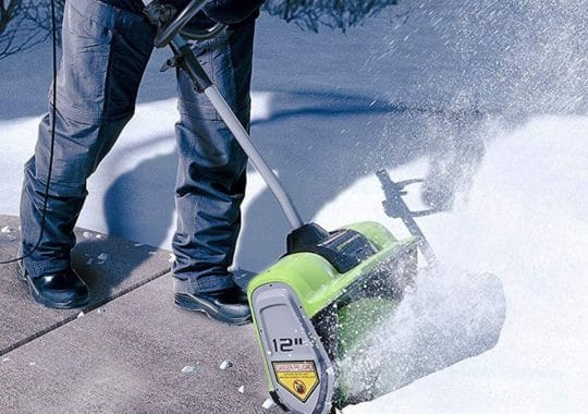 Top 7 Best Electric Snow Shovels And Reviews