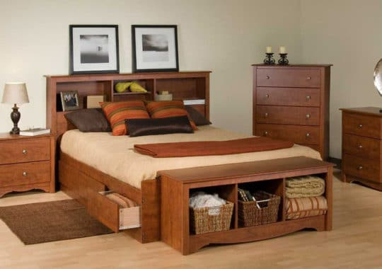 Top 7 Best Queen Platform Beds Frame With Storage Reviews in 2019