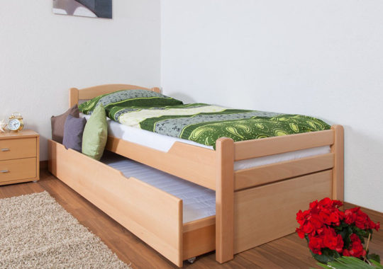 Top 7 Best Wooden Trundle Beds Frame Reviews in 2019