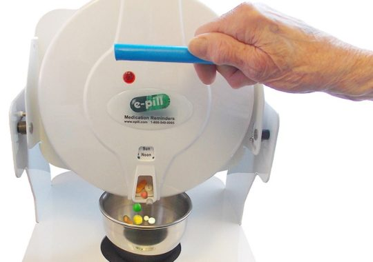 Top 7Best Automatic Pill Dispensers 2019