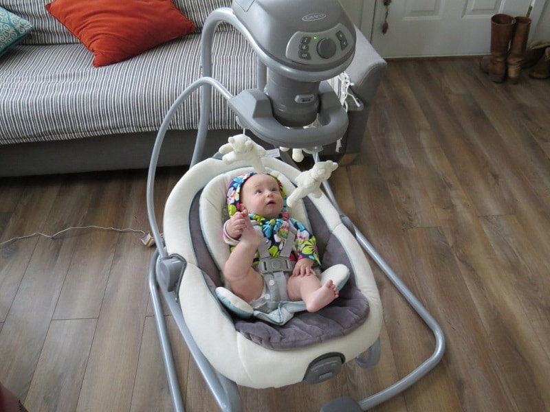 Top 7 Best Baby Swing For Reflux