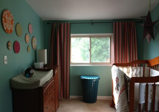 Top 7 Best Blackout Curtains For Nursery
