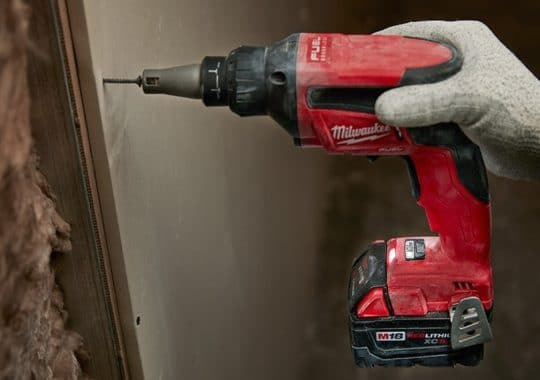 Top 7 Best Cordless Screw Gun For Drywall