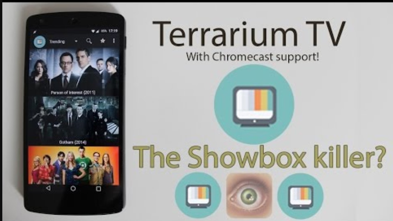 Is Terrarium TV Online Streaming App Support iOS?