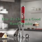 List of 5 Best Selling Hand Blender for You