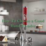 List of 5 Best Selling Hand Blender for You