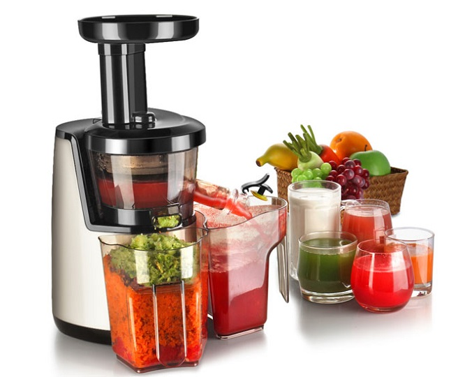 slow speed juicer