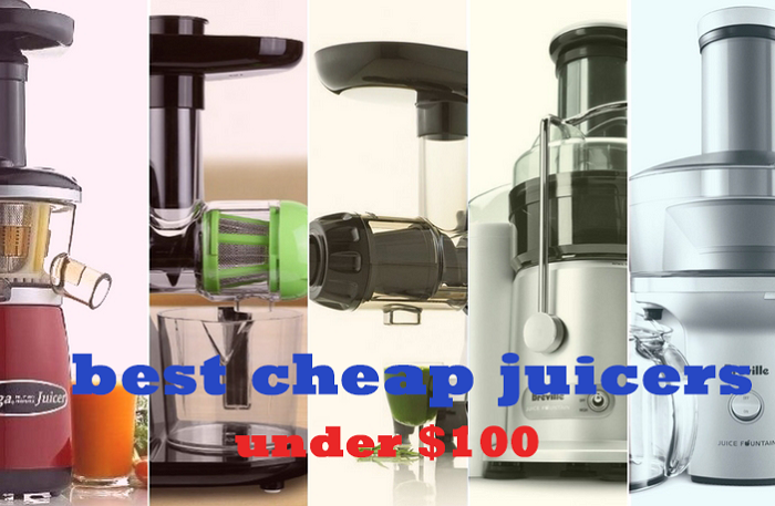 best cheap juicers under $100
