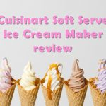 Cuisinart Soft Serve Ice Cream Maker Review (ICE-45PK Mix It In)