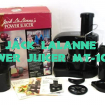 Jack LaLanne's power juicer MT-1000 reviews