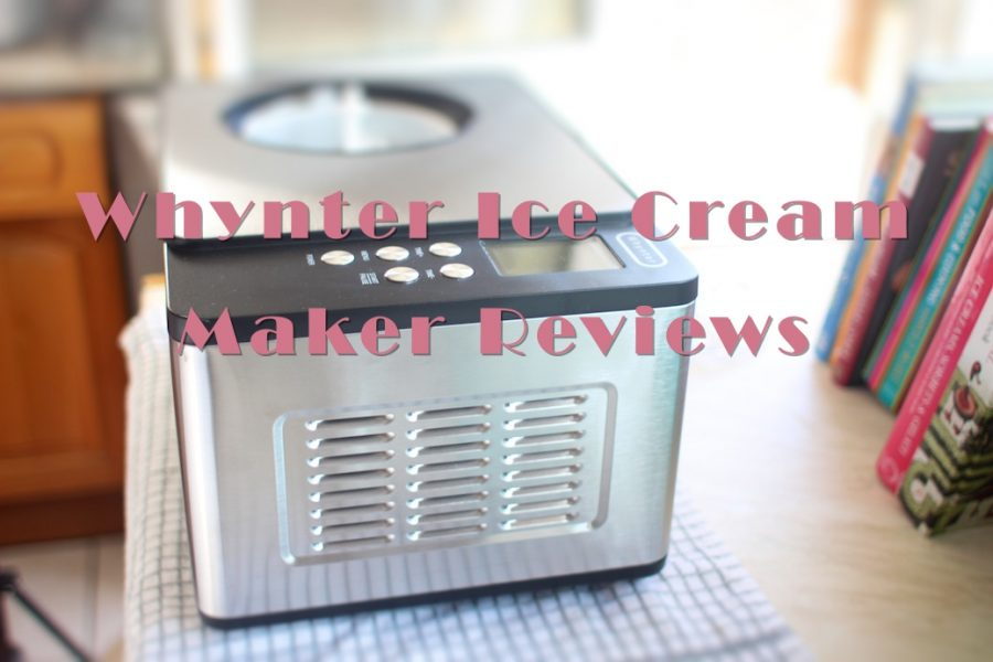 Whynter Ice Cream Maker Review