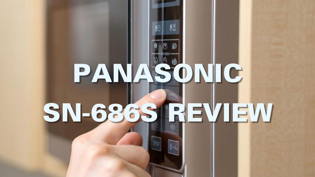 Panasonic NN-SN686S Review
