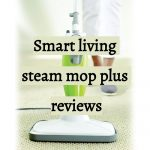 Reviews: Smart living steam mop plus and replacement pads