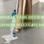 Bissell 1806 Powerfresh Deluxe Steam Mop Reviews