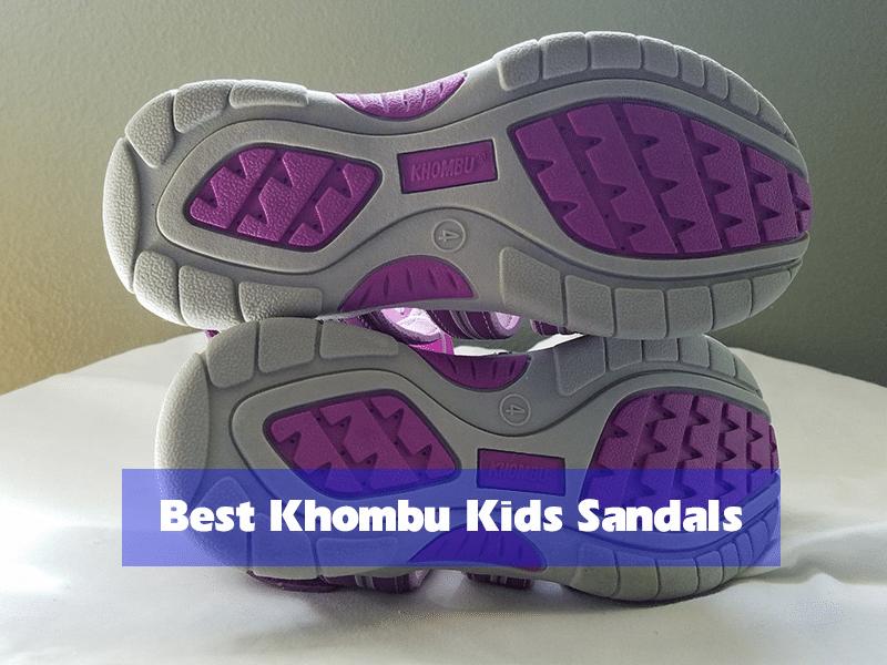 Best Khombu Kids Sandals Size 2,3,4 reviews