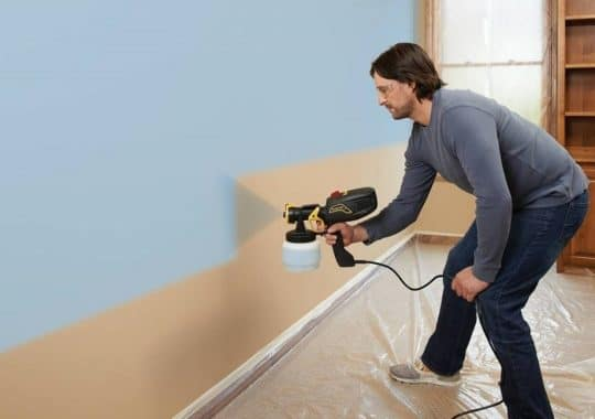 Top 7 Best Paint Sprayer: Corded, Cordless, Airless For DIY Projects