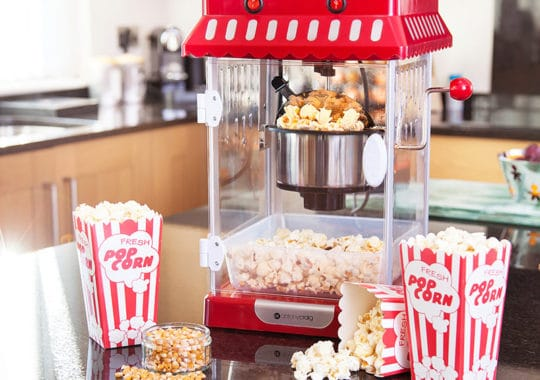 Top 7 Best Popcorn Machine For Home Theater – Reviews in 2019