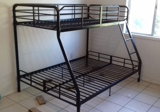 Top 7 Best Twin Over Futon Bunk Beds For Sale $200 to $500