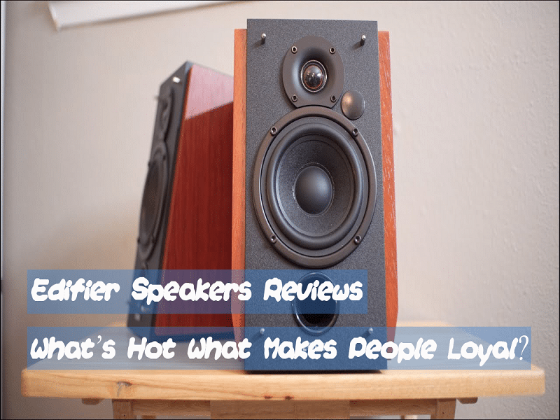 Edifier Speakers Reviews - What's Hot What Makes People