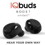 Advanced technology on the Nuheara IQ Buds wireless headset