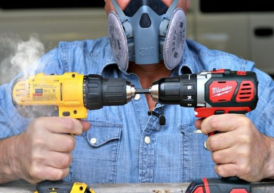 Top 7 Best Cordless Drills For Home Use