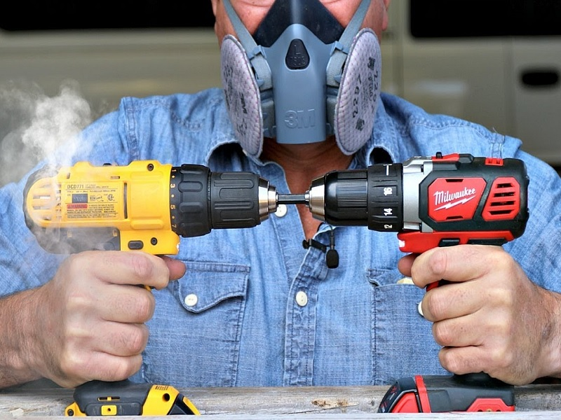 Top 7 Best Cordless Drills For Home Use In 2019 Best7reviews