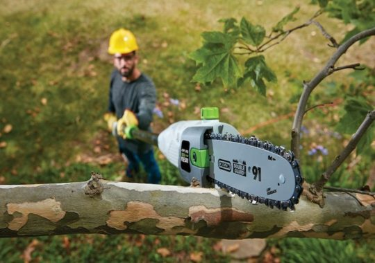 Top 7 Best Cordless Pole Saws And Reviews In 2019