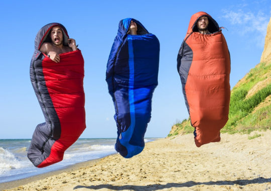 Top 7 best ultralight sleeping bag under $100 to $200 (2019 Reviews)