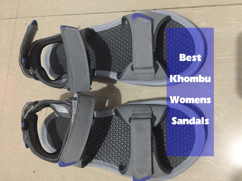 Best Khombu Womens Sandals